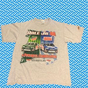 Dale Jr September 19, 2007 Race Tee